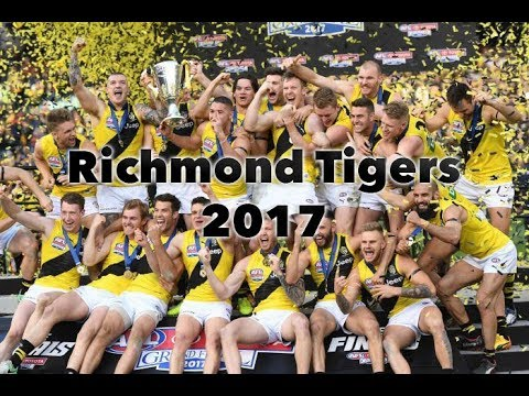 Richmond Tigers 2017