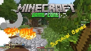 Minecraft - Game Zone - HyPixel - Survival Games [1]
