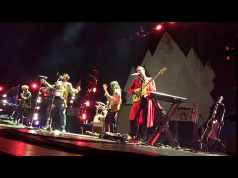 Young The Giant - Eros - Radio City Music Hall - 09-17-2016