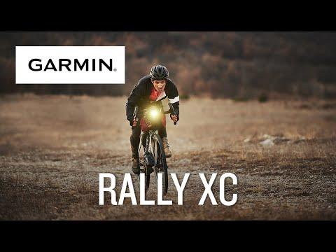 Garmin présente Rally XC : capteurs de puissance tout-terrain