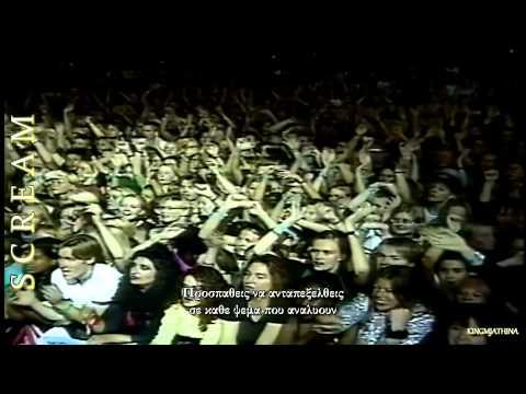 Michael Jackson Live In Helsinki HD Scream