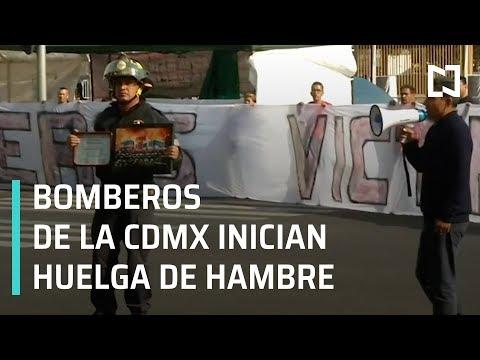 Bomberos de CDMX