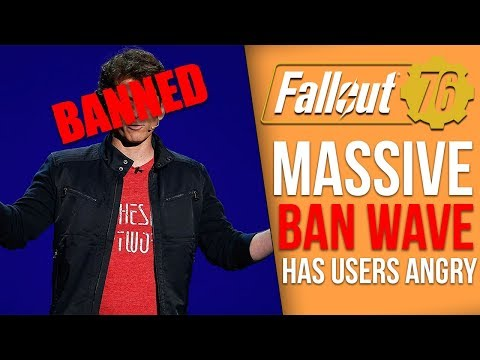 Bethesda Just Banned a TON of Fallout 76 Players - Villain Gamer