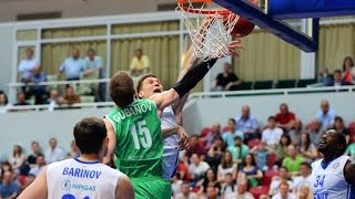Play of the Day - Petr Gubanov (UNICS)