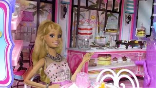 Barbie - Life In The Dreamhouse Malibu Ave Bakery - Mattel