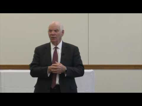 Harvard Journal on Legislation symposium | Sen. Ben Cardin (