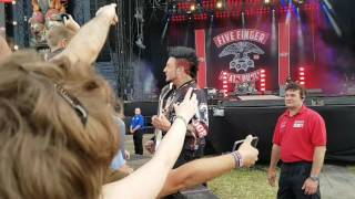 Five Finger Death Punch - Bad Company live @ Download 9/6/2017