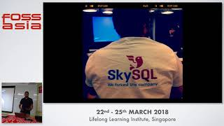 Forking in today's world - Colin Charles - FOSSASIA 2018