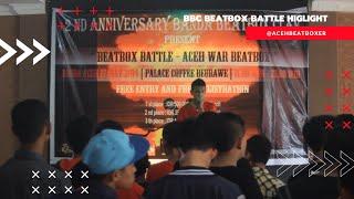 2nd anniversary bbc beatbox battle highlights eliminations