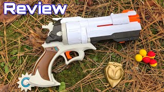 NERF Overwatch McCree Rival Revolver! thumbnail