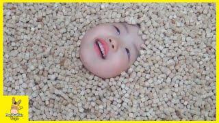 Indoor Playground Dalki Kids Cafe in Korea for Family Fun! Pororo Poop Inside Toy | MariAndKids Toys