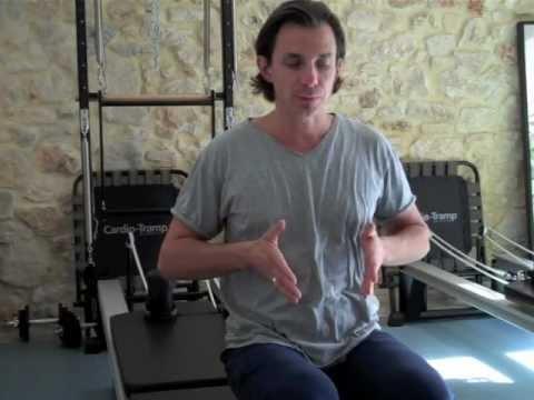 1er Principe du Pilates: La Respiration