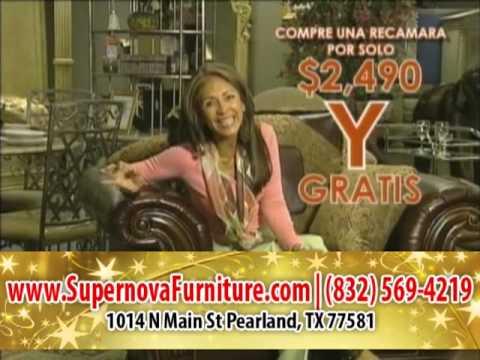 Supernova Furniture Comercial Navideno Youtube