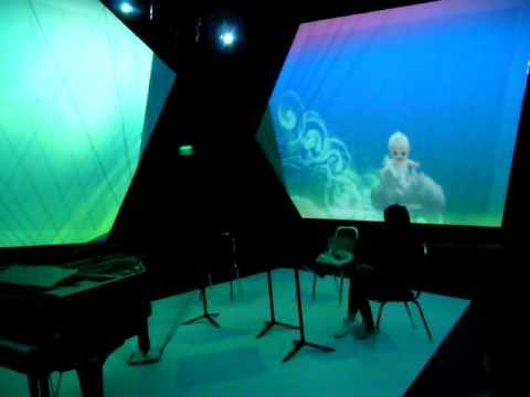 New Media Art Exhibition Project - Intermedia Experiment at HKAS - Box of Revelation
