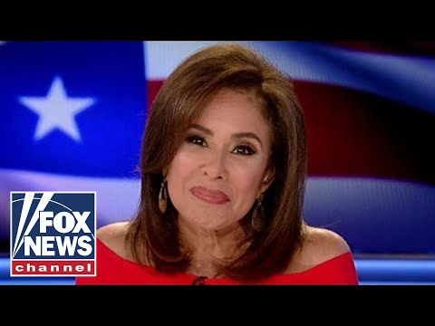 Judge Jeanine: Justice is supposed to be blind to politics