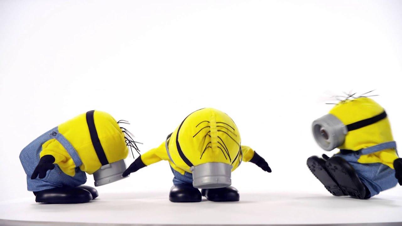 Top Toy Minions Tumbling Stuart NO