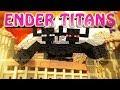 Minecraft   ENDER TITANS MOD Showcase! (Enderman Mod, Mobs Mod, Farlanders Mod)