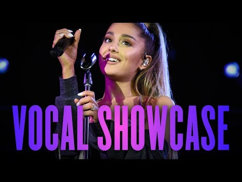 Ariana Grande ends her tour on a high note. literally. Mp3