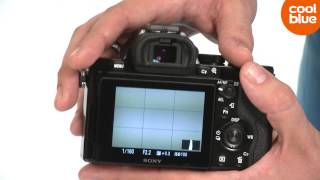 Sony A7s camera Productvideo NL/BE