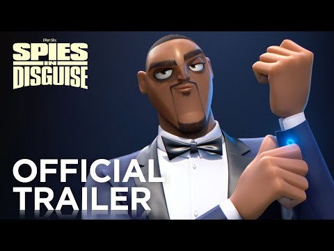 SPIES IN DISGUISE | OFFICIAL HD TRAILER #1 | 2019