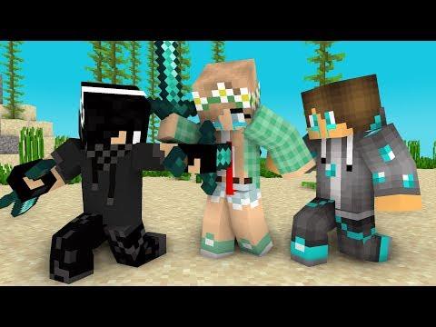 Diamond Man Life 26 - Minecraft Animations