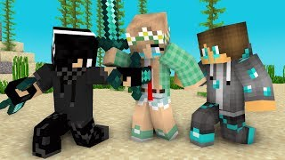 Diamond man life 26 - Minecraft animations