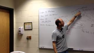 Lecture - The Routing Process