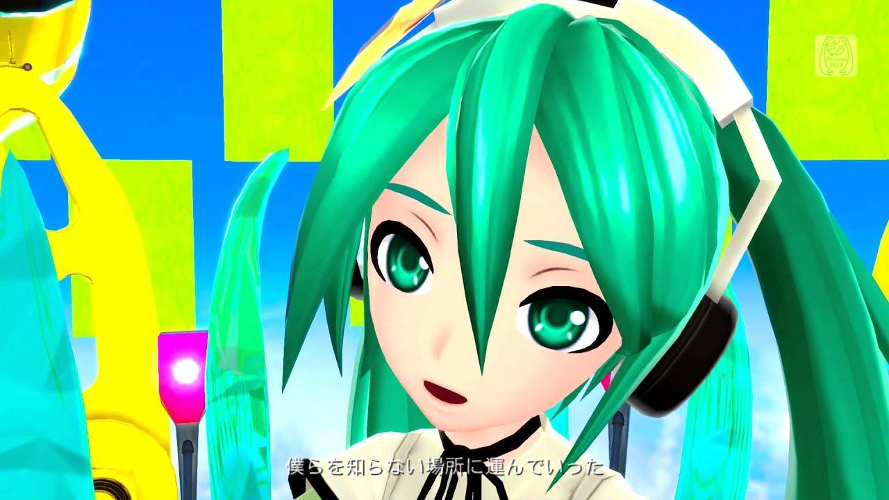 Download anime video hatsune miku project diva movie sub indo