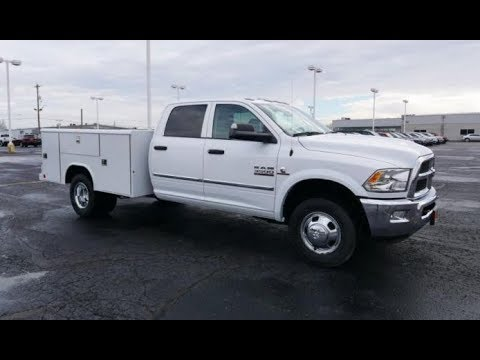 2018 Ram 3500 – Commercial Reading Service Body For Sale in Piqua Ohio | 28760T