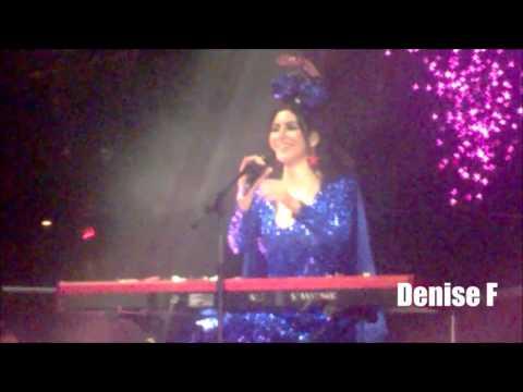 Marina and The Diamonds talking to Irish fans - Live - The Academy, Dublin 3/12/15