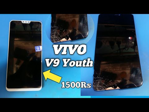 Vivo V9 New LCD + Touch Screen Digitizer Replacement || Vivo