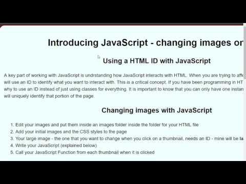 JavaScript functions - YouTube