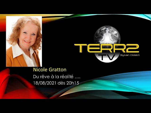 Nicole Gratton : Du rêve à la réalité