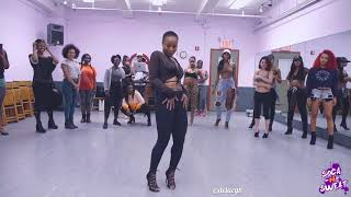 Calvin Harris - Nuh Ready Nuh Ready ft. PARTYNEXTDOOR | Choreography by Nneka Irobunda