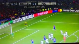fc barcelona vs psg 6 1 winning moment highlights make history again