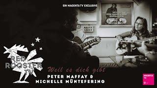 Peter Maffay, Michelle Müntefering - Weil es dich gibt | Red Rooster TV