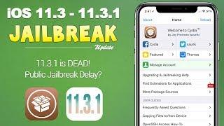 iOS 11.3.1 Jailbreak: Exploits Released, Now What? 11.3.1 is DEAD!   JBU 57