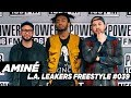 Aminé Freestyle w/ The L.A. Leakers - Freestyle #039