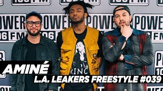 Amin Freestyle w The LA Leakers - Freestyle 039