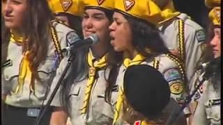 Fe en fuego - (club holy flame pathfinders conquistadores) - Musica Adventista