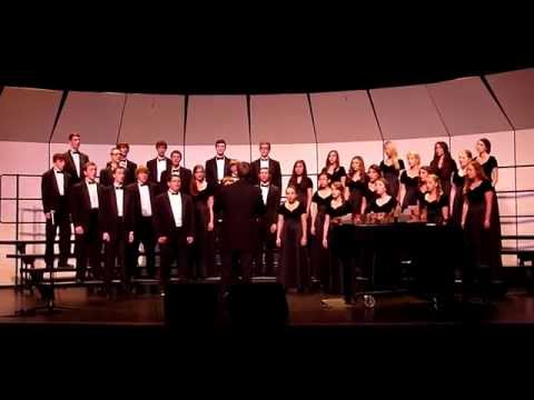 Adoramus Te Christe arr. by G. Palestrina performed during CHS Fall Concert 2014