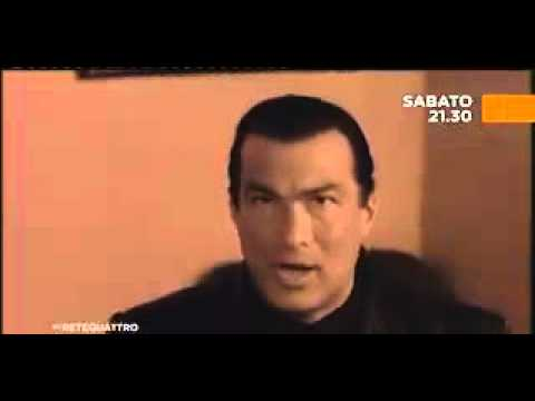 FIRE DOWN BELOW (L' INFERNO SEPOLTO) STEVEN SEAGAL / TRAILER ITALIANO - 1997