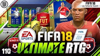 TOTS FABINHO + FREE TOTS CARD!!! FIFA 18 ULTIMATE ROAD TO GLORY! #110 - #FIFA18 Ultimate Team