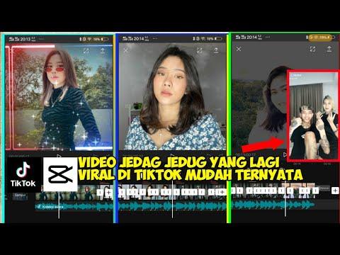 Cara Edit Video Yang Lagi Viral Di Tiktok Pake Capcut Simple Banget || Tutorial || TIKTOK TUTORIAL