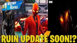 Fortnite Season 8 RUIN EVENT SKIN UPDATE SOON? Fortnite NEW TRIO MODE With Subs LIVE!