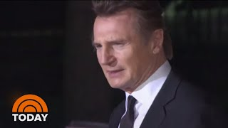 Liam Neeson Under Fire For Comments On Seeking Revenge On Black Person | TODAY