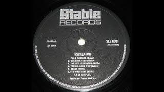 SAM GOPAL Escalator 1969 STABLE RECORDS UK PSYCH LP Motorhead Lemmy £695