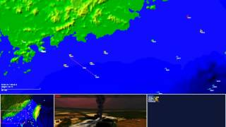 Jane's Fleet Command - Taiwan Strait