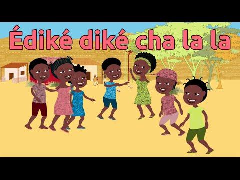 Download Ediké diké cha la la comptine africaine pour enfants (avec paroles)