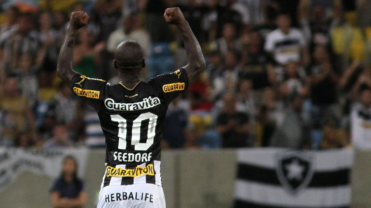 Clarence Seedorf ○ Botafogo ○ Dribles e Gols (2012-2013) - YouTube